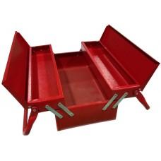 Ящик для инструмента металлический 430мм 3 отсека (Харьков) ЯЩ430-3