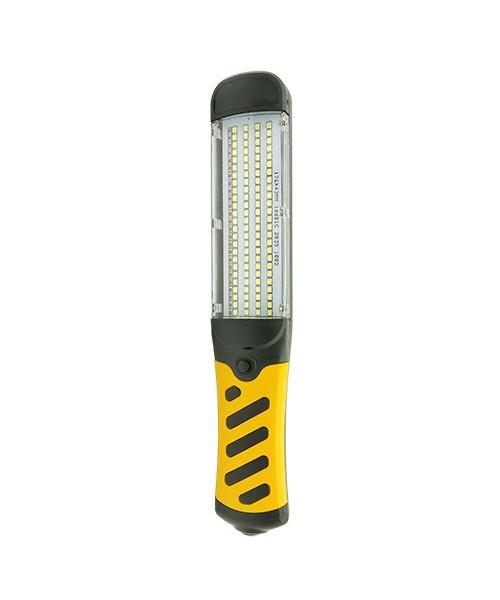 LED фонарь аккумуляторный 100LED 28Вт (4000мАч) STANDART PROFI FLST-LED