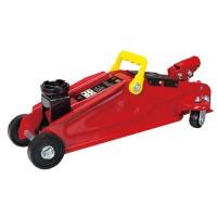 Домкрат автомобильный подкатной 2т 135-340 мм TORIN T820050
