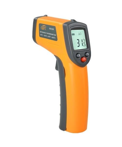 Пирометр инфракрасный -50-400°C BENETECH GM320