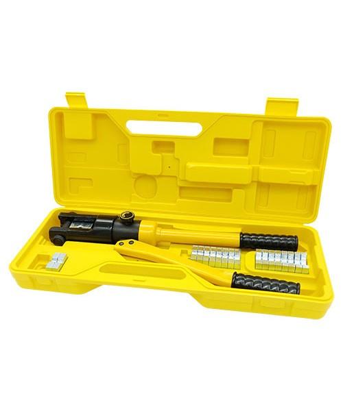 Гидравлическая обжимка (пресс-клещи) YQK-240 (16-240 мм²) для наконечников и гильз СТАНДАРТ HCRT0240