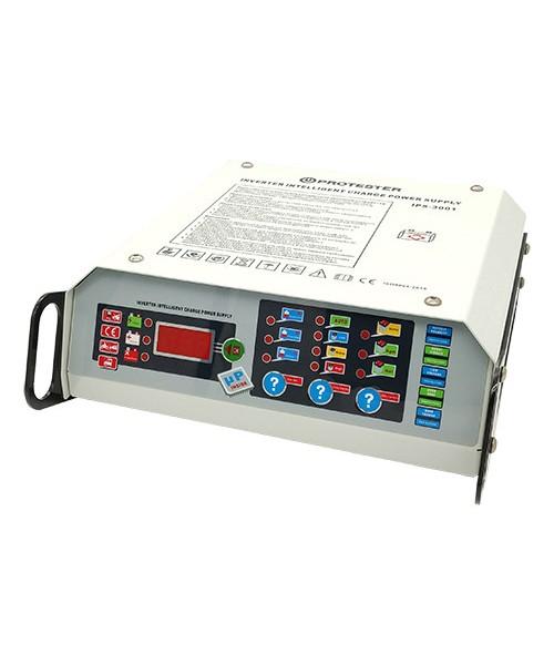 Инверторное зарядное устройство 12V, макс. ток 30A, 220V PROTESTER IPS-3001