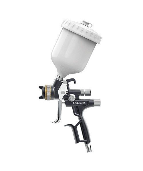 Пневмораспылитель HVLP 600мл, 1,3мм ITALCO Gloss-1.3