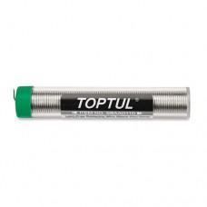 Проволока паяльная оловянная d1мм в тубе TOPTUL EBAA0110