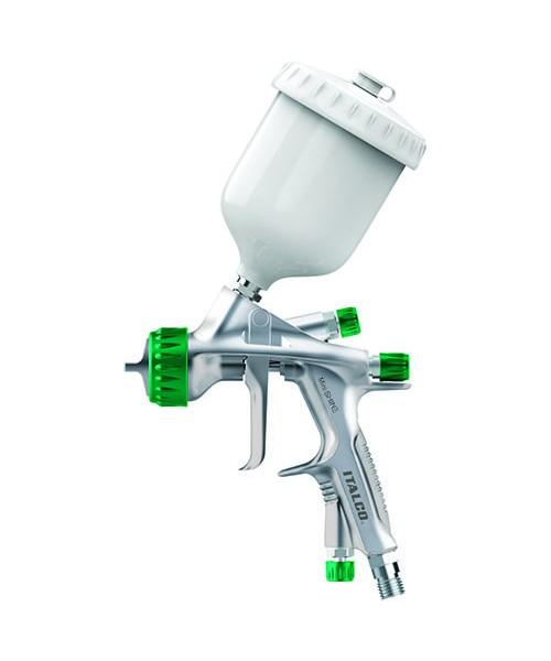 Пневмокраскопульт мини HVLP 250мл, 1.2мм ITALCO Shine-MINI-1.2
