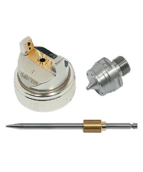 Сменный комплект форсунки для краскопультов H-929 LVMP, диаметр 1,4мм ITALCO NS-H-929-1.4LM