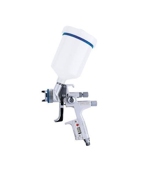 Пневмокраскопульт цифровой LVMP верх. п/б 600мл, 1,4мм ITALCO H-5000-Digital-1.4LM