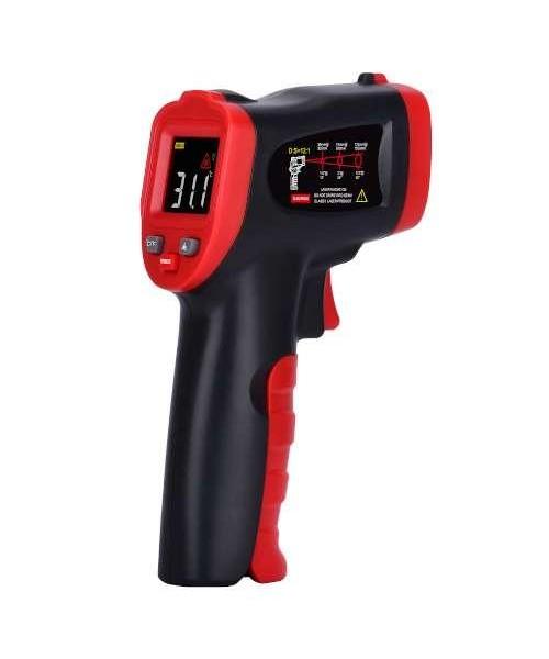 Бесконтактный термометр (пирометр) цв дисплей -50-600°C WINTACT WT327B