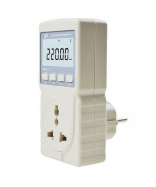 Измеритель расхода электроэнергии (ваттметр) 1A BENETECH GM87