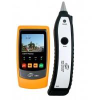 Тестер CCTV для IP камер видеонаблюдения (PAL/NTSN) BENETECH GM61