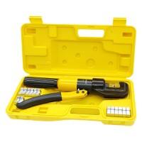 Гидравлические пресс-клещи YQK-70 (4-70 мм²) для опрессовки наконечников и гильз СТАНДАРТ HCRT0070