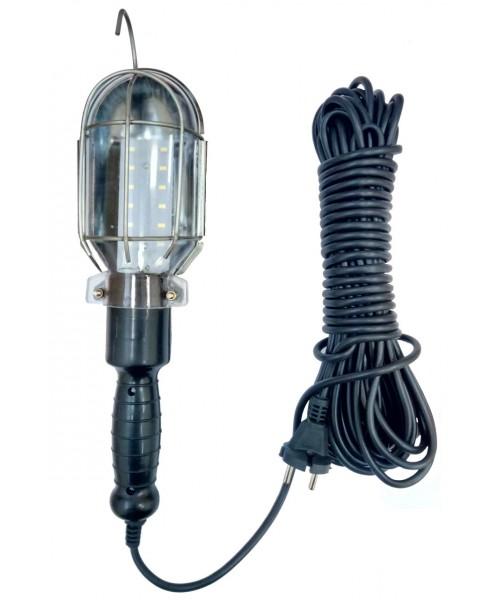 Светильник-переноска гаражная светодиодная 15м СТАНДАРТ PGS-15M