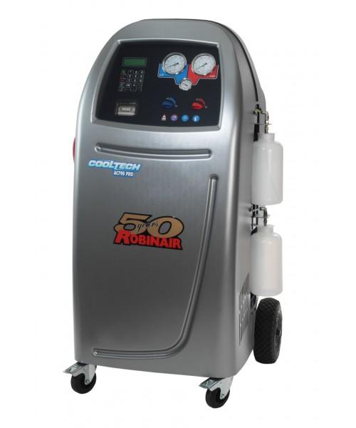 Установка для обслуживания кондиционеров (автоматическая) с принтером AC790PRO ROBINAIR ROBINAIR AC790PRO