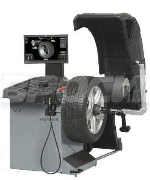 Балансировочный стенд 3 в 1 VAS6230B омологированный VAG HUNTER RFT00VAGE