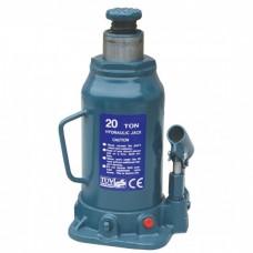 Домкрат бутылочный 20т (242-452 мм) T92004 TORIN