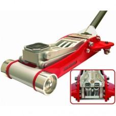 Домкрат подкатной алюминиевый 3,0т HEAVY DUTY низкопрофильный с двойной помпой 100-465 мм T830002L TORIN T830002L