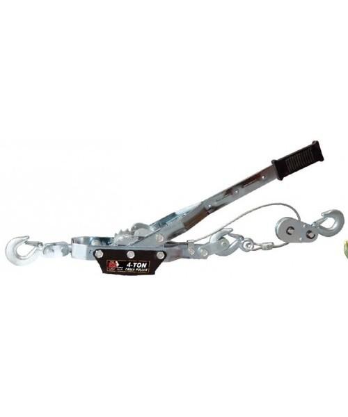 Лебедка механическая рычажная 4т (двойное зубчатое колесо) TRK8041 TORIN TRK8041