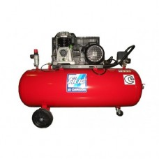 Компрессор поршневой с ременным приводом, Vрес=200л, 510л/мин, 380V, 3кВт FIAC AB200/510/380