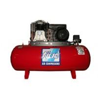 Компрессор поршневой с ременным приводом, Vрес=300л, 800л/мин, 380V, 5,5кВт FIAC AB300/800/380