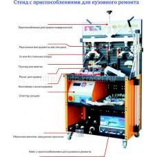 Система для кузовного ремонта G.I. KRAFT GI12118