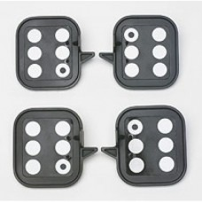 Комплект мишеней для измерения высоты посадки кузова автомобиля (только для 4-х камерных стендов) HUNTER 20-2050-1