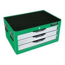 Ящик с инструментом 3секции 157ед. (Pro-Line) GCAZ0011 TOPTUL