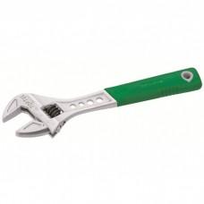 """Ключ разводной 8"""" - 209мм с обрезиненной ручкой AMAA2920 TOPTUL"""