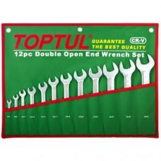 Набор рожковых ключей 12 шт. 6-32 GAAA1206 TOPTUL