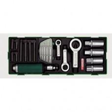 Набор инструмента комбинированный GTA22340 TOPTUL