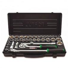 Универсальный набор инструмента Toptul 38ед. 1/2 GBB3819