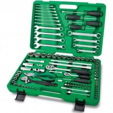 Набор инструментов комбинированный 96ед. GCAI9601 TOPTUL