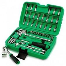 Набор инструмента комбинированный 1/4  51ед.GCAI5101 GCAI5101