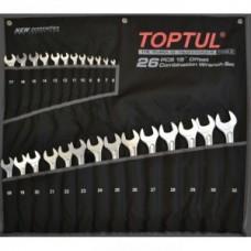 Набор ключей комб. 26шт. 6-32мм Super-Torque GPAW2601 TOPTUL