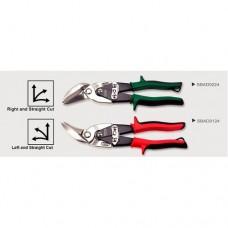 Ножницы по металлу изогнутые (правые) SBAD0224 TOPTUL