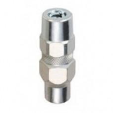 Наконечник шприца с шариковым клапаном (3-зажимной для сверхвысокого давления) A-406H A-406H