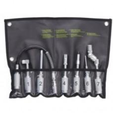 Набор аксессуаров для шприц-масленки K-410 GIKRAFT